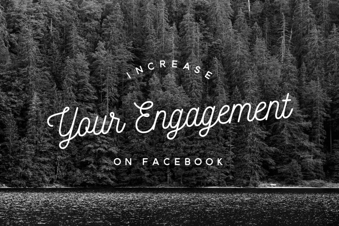 Tips for Facebook Engagement